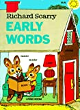 Early Words, Richard Scarry, 0394832388