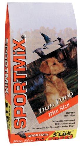 SPORTMiX Bite Size Dry Dog Food, 40 lb. For Sale