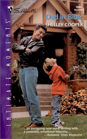 book cover of Dad in Blue