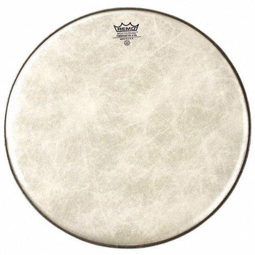 - Remo EE1524F1 Fiberskyn 3 Concert Bass Drum Head, 24-Inch, F1