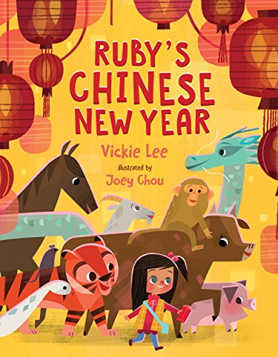 Ruby's Chinese New Year -