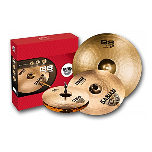 Sabian B8 Pro Performance Set Cymbals by Sabian