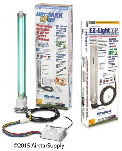 (Whole House Germicidal UV Air & HVAC Surface Treatment 17