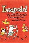 Léopold, l'incroyable aspirateur à miettes par Flora