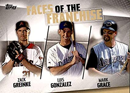 Amazoncom 2019 Topps Series 2 Faces Of The Franchise Fof 2 Mark