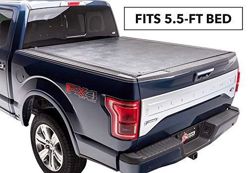 BAK Revolver X2 Hard Rolling Truck Bed Tonneau Cover | 39329 | fits 2015-19 Ford F150 5 6 bed
