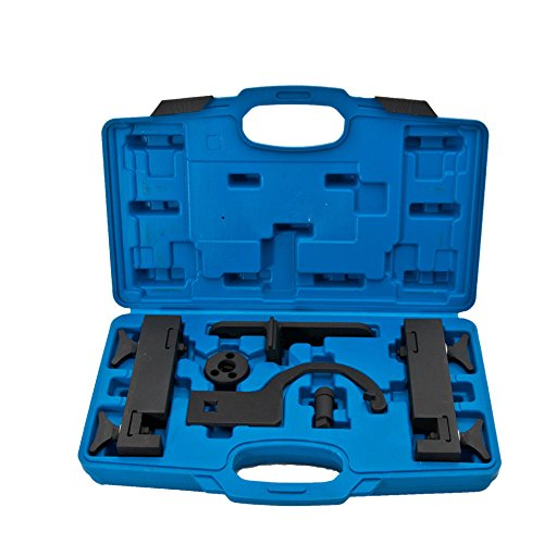 MOSTPLUS New Camshaft Crankshaft Petrol Engine Timing Locking Tool Set for Land Rover Jaguar (V8) 5.0l-6 Pieces