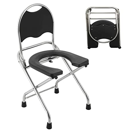 Commode Chair ALY® Silla De Inodoro Portátil, Asiento De ...