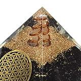 Orgone Pyramid - Reiki Healing Emf Protection