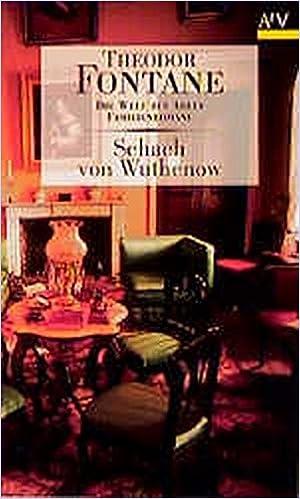 Schach von Wuthenow: Erzählung aus der Zeit des Regiments Gensdarmes: 5282