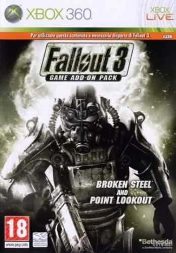Infogrames Fallout 3 Game Add-on Pack - Juego (Xbox 360, Xbox 360 ...