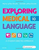 img - for Exploring Medical Language: A Student-Directed Approach, 10e book / textbook / text book