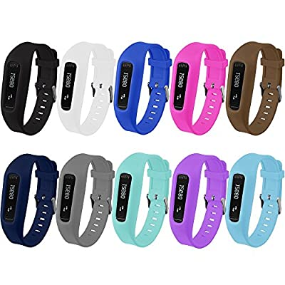 Fitbit One Band/Fitbit One Clip, HWHMH Replacement Band/Replacement Clip Holder for Fitbit One (No tracker)