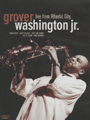 Grover Stand - Grover Washington Jr.: Live From Atlantic City