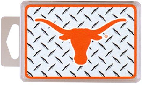 NCAA Texas Longhorns  Diamond Plate Playing Cards