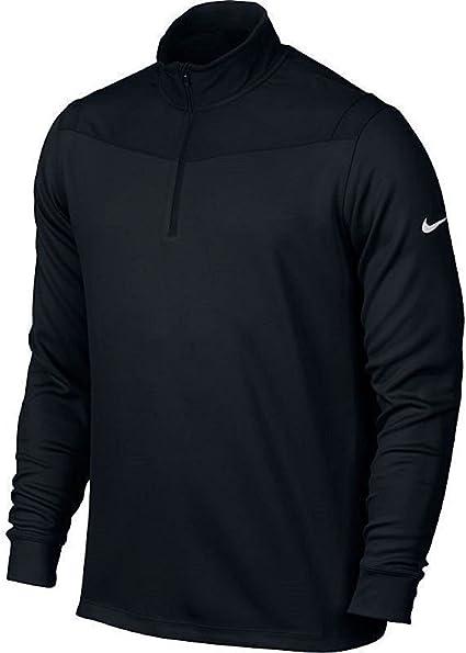 Men/'s Nike Team Dri-FIT 1//2 Zip Shirt New!!!!!!