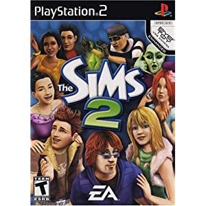 The Sims 2 - PlayStation 2