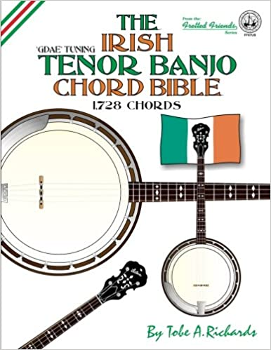 Amazon.com: The Irish Tenor Banjo Chord Bible: GDEA Irish Tuning ...