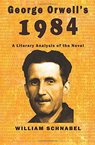 Amazoncom George Orwells 1984 A Literary Analysis Of The Novel