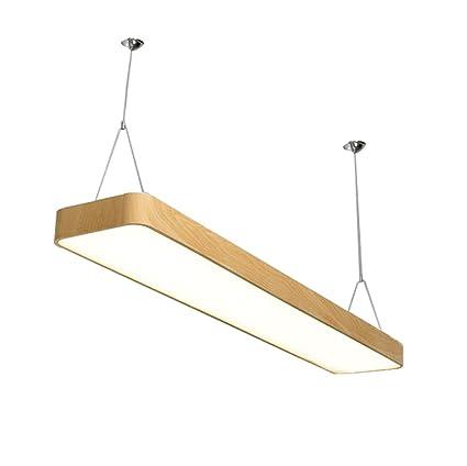SYAODU Fillet Rectangular lámpara Fluorescente LED ...