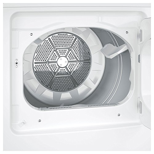 GE GTD65GBSJWS 27″ Energy Star Rated Front Load Gas Dryer with 7.4 cu. ft. Capacity in White Top Price