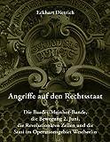Angriffe Auf Den Rechtsstaat, Eckhart Dietrich, 383917371X