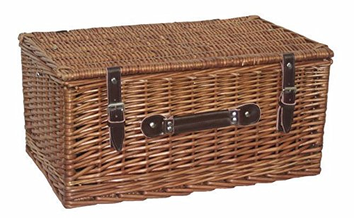 Double Steamed 51cm Picnic Basket by Red Hamper