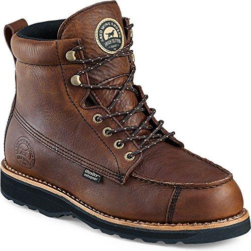"Irish Setter Men's 807 Wingshooter 7"" Upland Hunting Boot,Dark Brown,9 D US"
