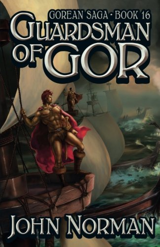 Guardsman of Gor (Gorean Saga) by Open Road Media Sci-Fi & Fantasy