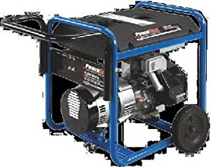 Power Back 5,250-Watt Portable Generator #GT5250-WK