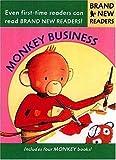 Monkey Business, David Lozell Martin, 0763607738