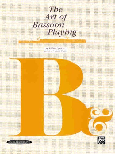 The Art of Bassoon Playing (Revised Edition)