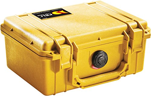 - Peli 1120 Cases Yellow No Foam, 1120-001-240E (No Foam)