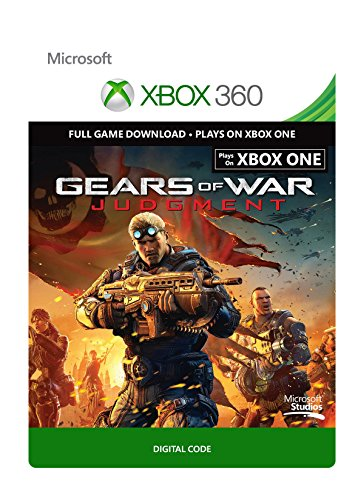 Gears of War: Judgment - Xbox 360 / Xbox One Digital Code by Microsoft
