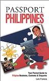 Passport Philippines, Luis Francia, 1885073402