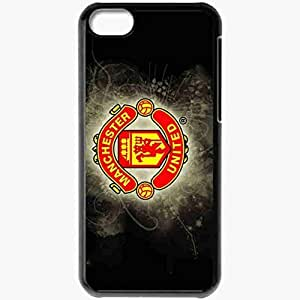 XiFu*MeiPersonalized iphone 5/5s Cell phone Case/Cover Skin Popular manchester united BlackXiFu*Mei