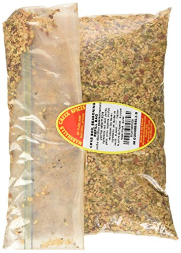 Marshalls Creek Spices Refill Pouch Crab Boil Seasoning, XL, 30 Ounce by Marshall's Creek Spices