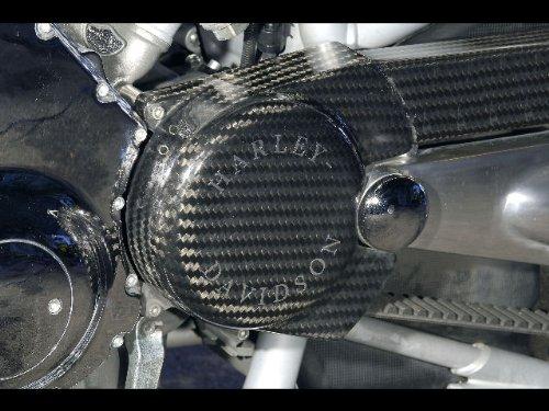 ILMBERGER(イルムバーガー) :Harley Davidson V-Rod用 フロントプーリーカバー   B004OB4MT6
