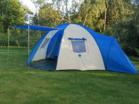& 8 Man Alpine Camping Tent: Amazon.co.uk: Garden u0026 Outdoors