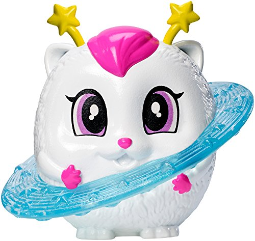 Star Antenna Ring - Barbie Star Light Adventure Pet, White