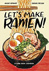 A comic book cookbook with accessible ramen recipes for the home cook, including simple weeknight bowls, weekend project stocks, homemade noodles, and an array of delicious accompaniments, with insights and tips from notable ramen luminaries....