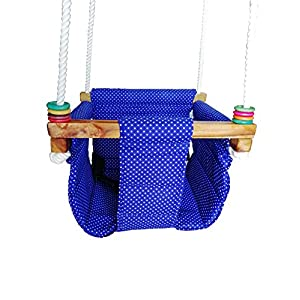Ashish Baby Swing Indoor/Outdoor/Baby Jhula/Baby...