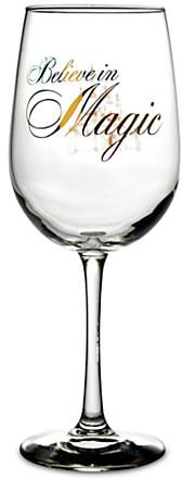 Walt Disney World Vintage Collection Stemmed Glass - White Wine | Disney Store