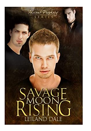 book cover of Savage Moon Rising