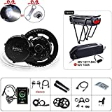 BAFANG BBS02B 48V 750W Ebike Motor with LCD Display