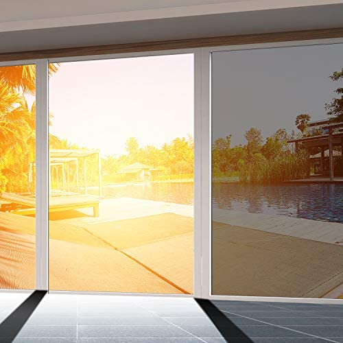 ulocool - Película Reflectante para Ventana (60 x 200 cm): Amazon.es: Hogar