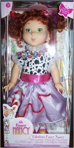 Jakks Fabulous Fancy Nancy DOLL Approx 18 inches & Access...
