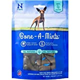 N-Bone Bone-A-Mints All natural, Wheat-Free Breath Freshening Bone, 5.60-Ounce, Mini, 16-Pack