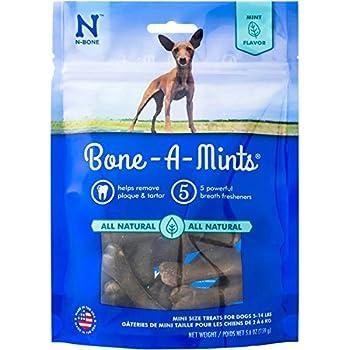 N Bone A Mints All Natural Wheat Free Breath Freshening 560 Ounce Mini 16 Pack