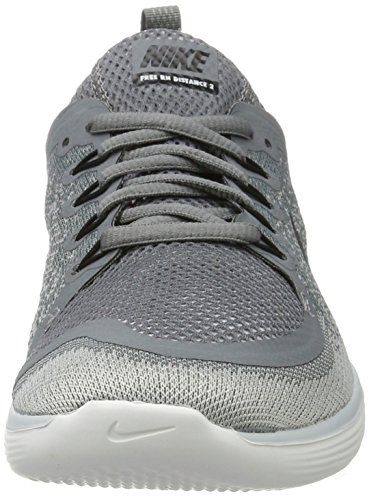Rn stealth Scarpe Donna black Grey Distance Wolf Grey Grigio Running cool Nike Free 2 4Ox55I